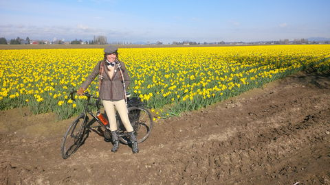 I took a Dandy Daffodil Tweed Ride in March.  My life has never been the same :)