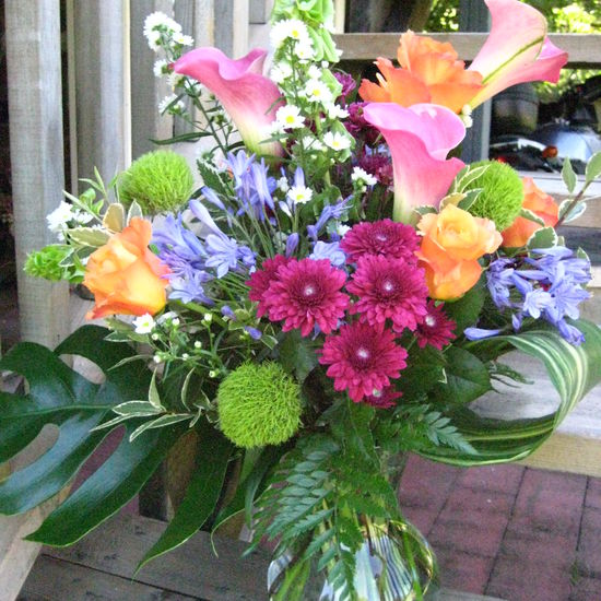 The Floral Revelry Florist - As My Garden Grows