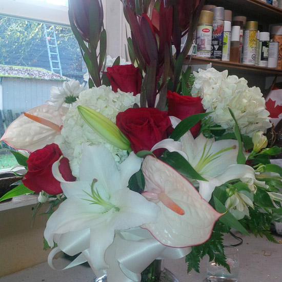 The Floral Revelry Florist - A Message of Beauty
