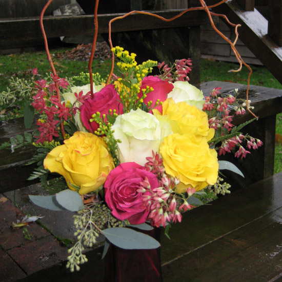 The Floral Revelry Florist - Of Passionate Color